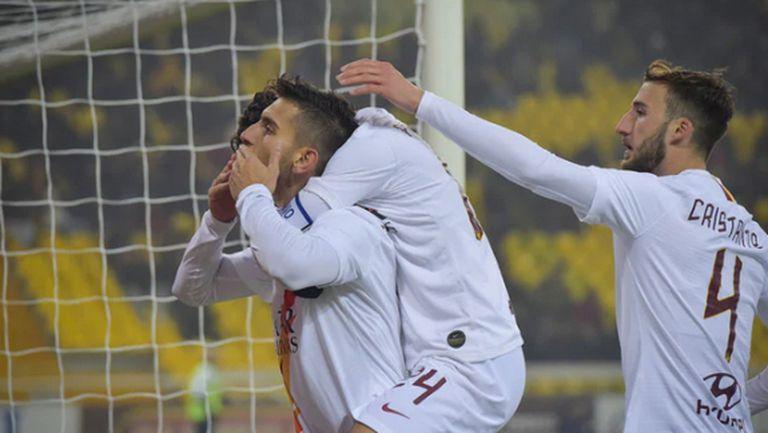 Рома допълни 1/4-финалистите за Купата на Италия