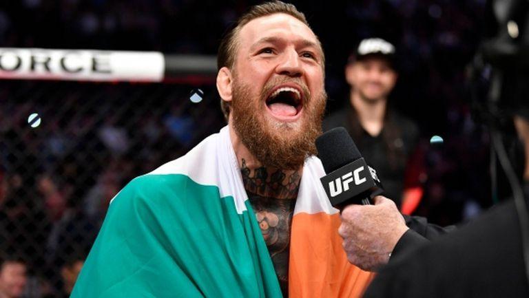 Конър и още четирима заслужиха бонуси от UFC 246