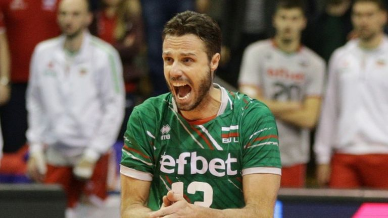 Теодор Салпаров: Да играеш за националния отбор е отговорност и чест
