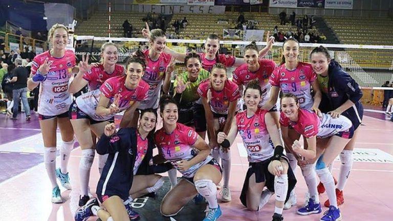 Супер Ели и Новара с 5-а поредна победа в Италия (снимки)