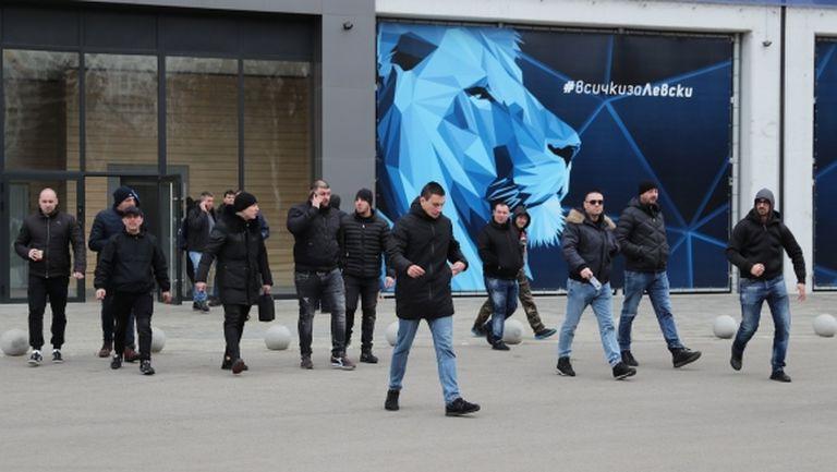 Левски разясни как ще се процедира на днешната среща между Попов, Божков и феновете