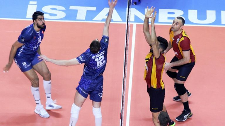 Георги Сеганов и Халкбанк започнаха с две поредни загуби в Турция (снимки)