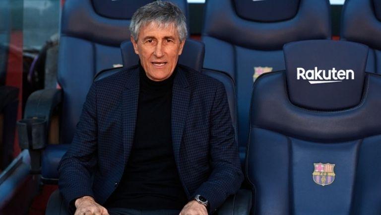 Треньорът на Барселона имал решение за проблемите