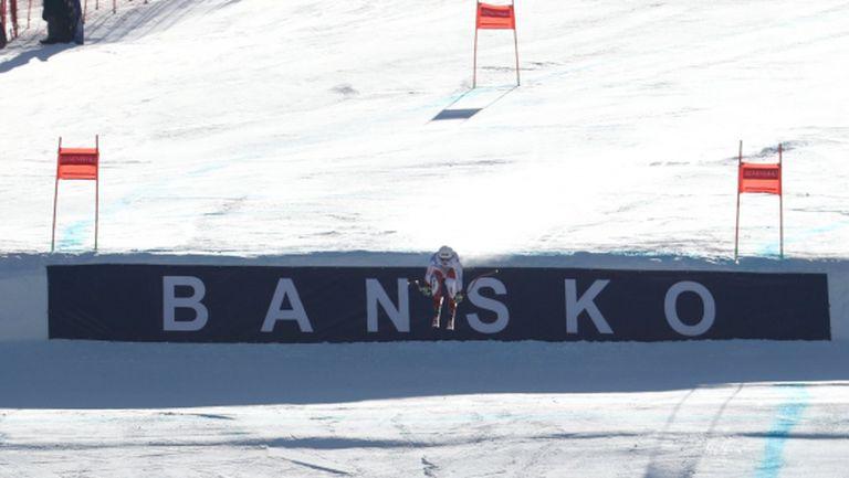 Вятър обърка сериозно програмата в Банско