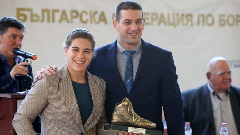 Тайбе Юсеин и Едмонд Назарян със специални призове на държавния шампионат