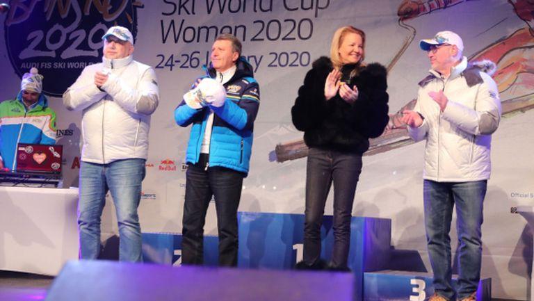 Министър Кралев откри Световната купа по ски в Банско (снимки)