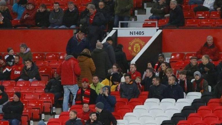 Феновете на Ман Юнайтед планират голям протест срещу собствениците