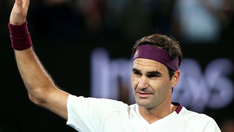 Федерер разкри какво няма да направи никога отново