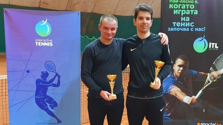 Любен Попов спечели първия Чалънджър на Интерактив тенис за 2020