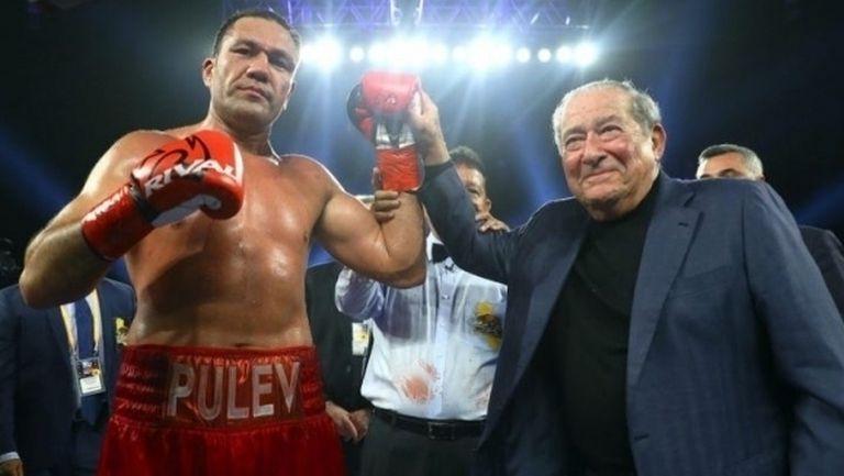 Боб Аръм: До една година Кубрат Пулев и Фюри ще се бият за абсолютната титла