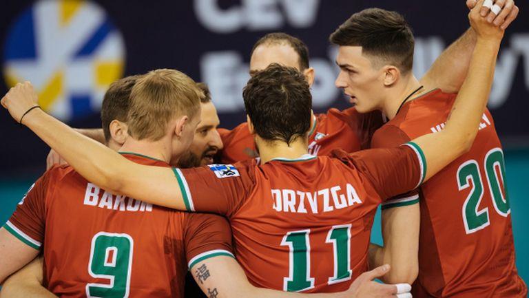 Пламен Константинов и Локомотив (Новосибирск) на 2 гейма от 1/4-финал в Европа (видео + снимки)