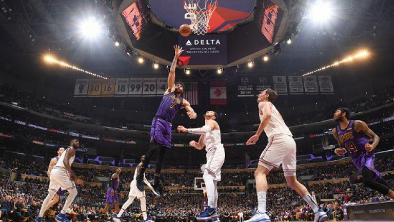 Ню Йорк Никс прекъсна серията си от поражения в НБА