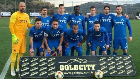 Левски тръгна с победа в Турция, нов дебютира с гол (видео)
