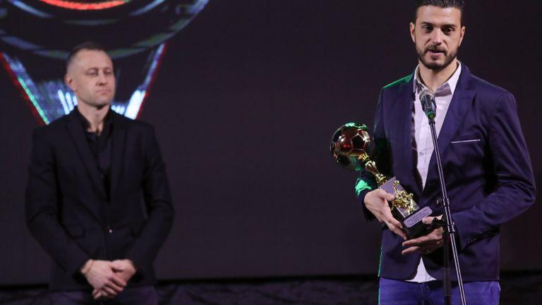 Иван Петков с приза за най-красив гол през 2018