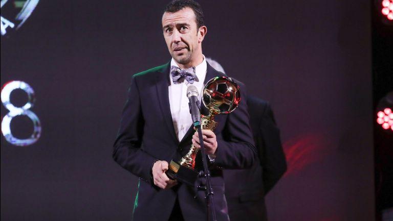 Георги Петков заслужи наградата за най-добър вратар