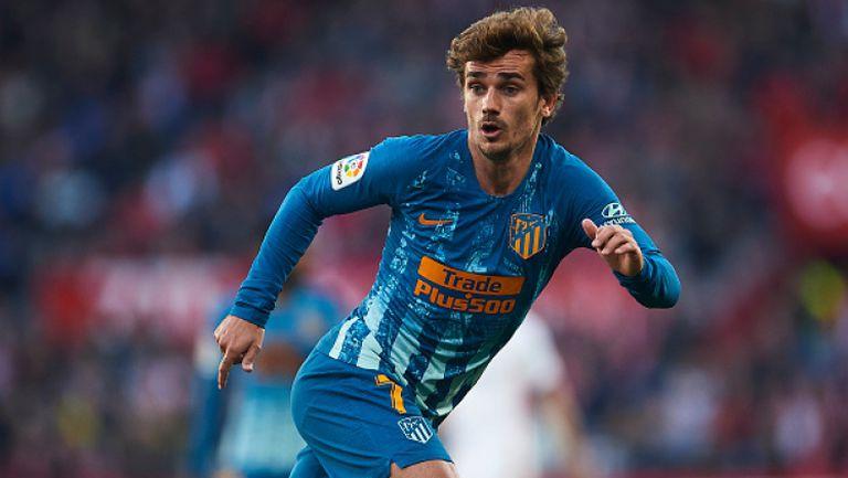 Севиля - Атлетико Мадрид 1:1
