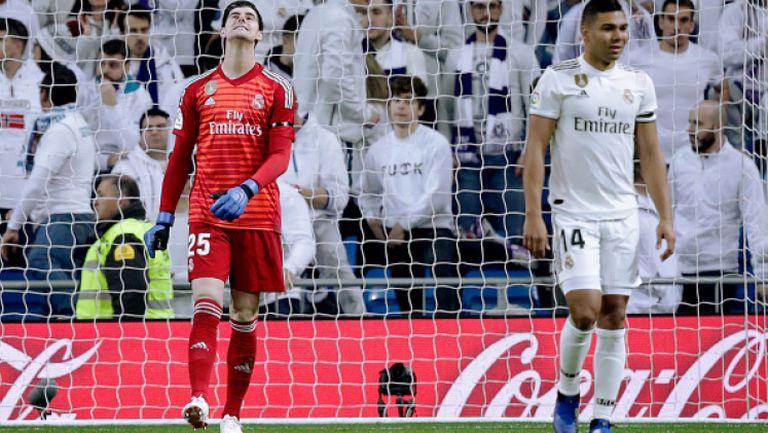Втора поредна издънка на Реал Мадрид от началото на 2019г.