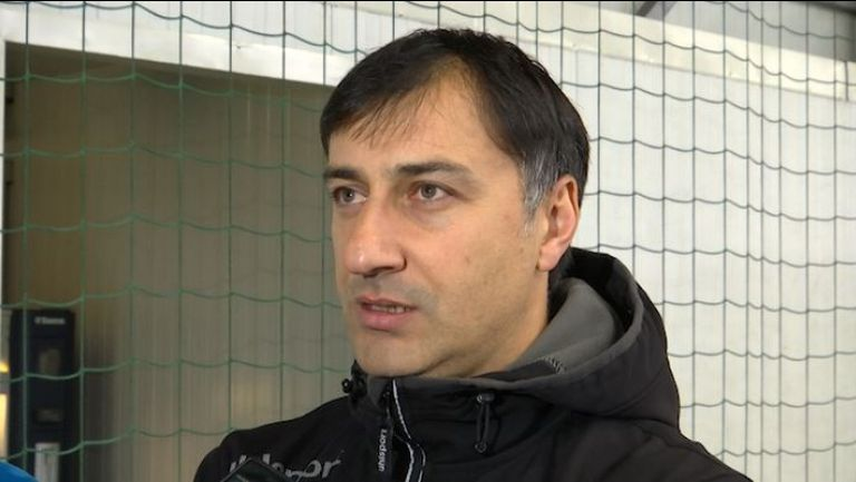 Христо Арангелов: Ще изпълним целта си да останем в Първа Лига