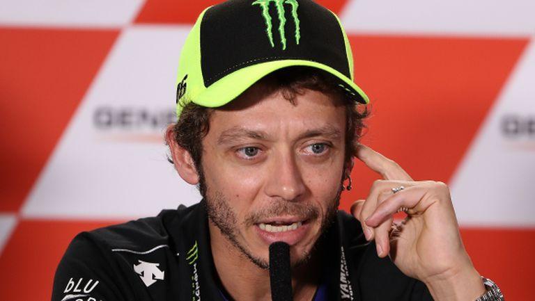 Yamaha вече избраха заместник на Валентино Роси