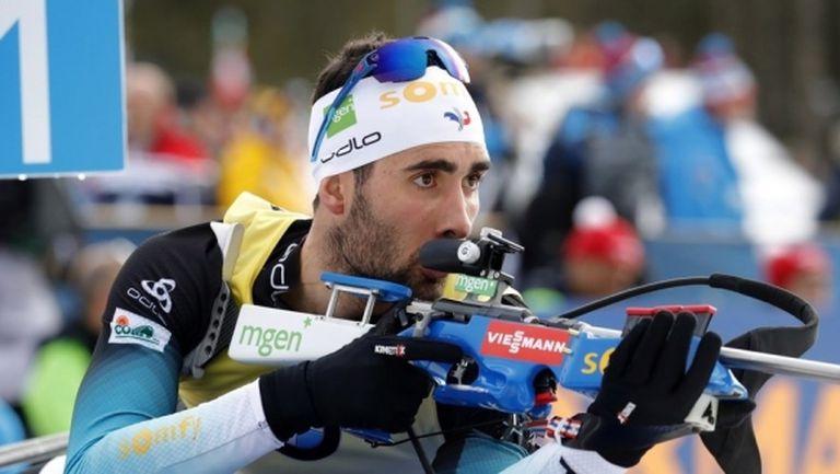 Фуркад начело на отбора на Франция за Световното по биатлон