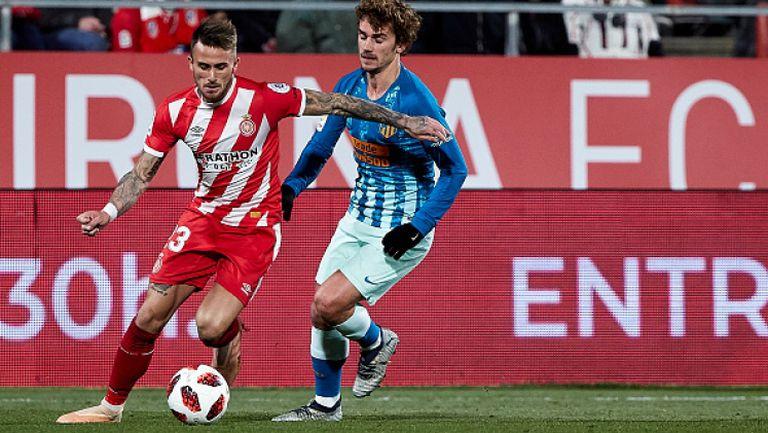 Жирона - Атлетико Мадрид 1:1