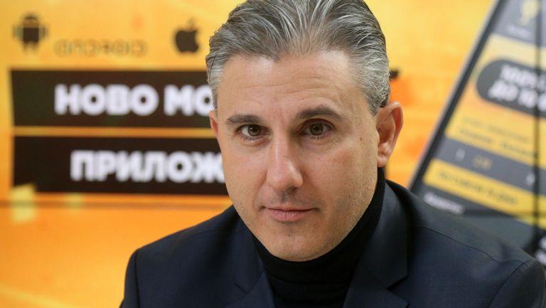 Павел Колев обясни защо отказа на Левски