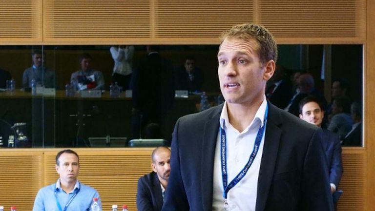 Стилиян Петров говори в Брюксел за битката с рака