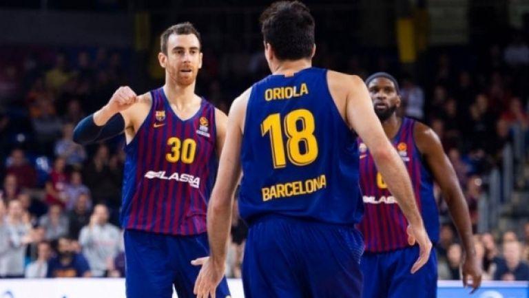 Барселона надигра Панатинайкос и записа пета поредна победа в Евролигата