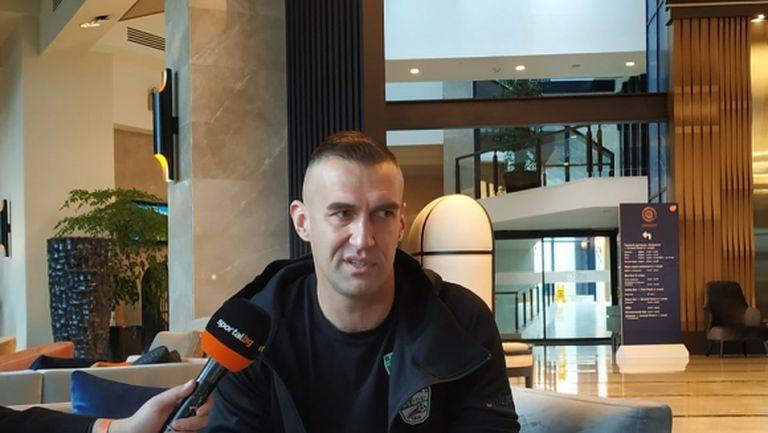 Камбуров: Цесекарите ме обичат – на никой не съм вкарвал толкова, колкото на Левски (видео)