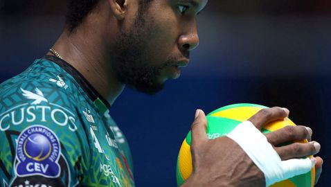 Ето колко печели най-добрият волейболист в света