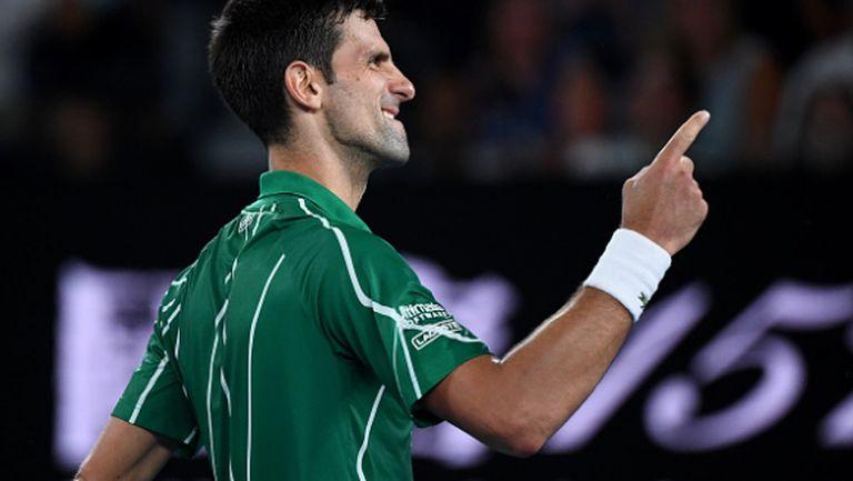 Джокович с добри думи за Федерер, обясни за слабото начало