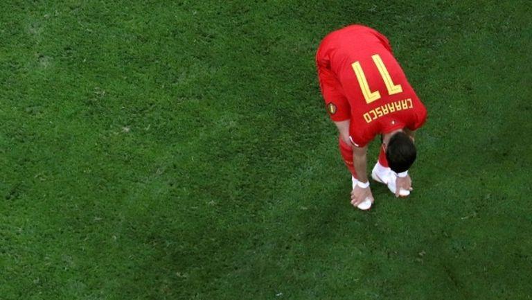 Момчето се завръща: Караско отново е играч на Атлетико