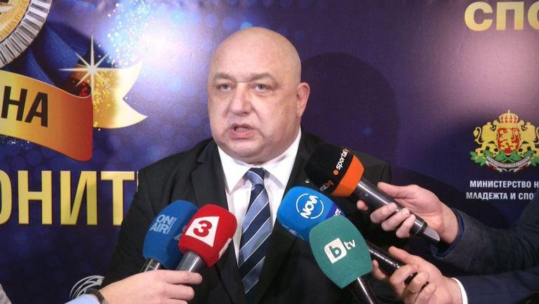 Министър Кралев: ЦСКА ще бъде собственик на базите за дълго време