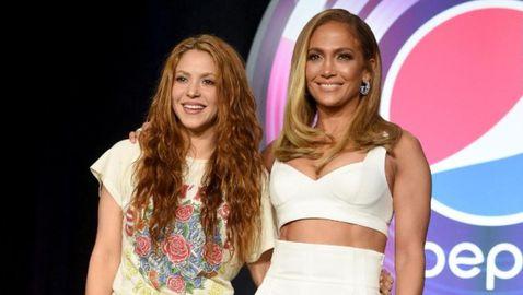 """Шакира и Джей Ло ще пеят в памет на Коби Брайънт на полувремето на """"Супербоул"""""""