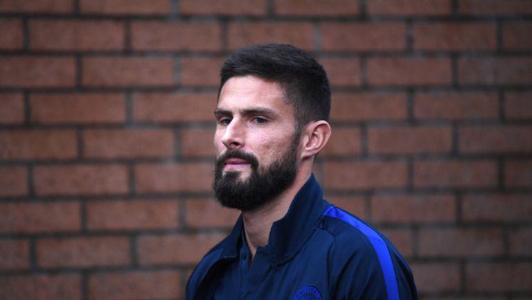 Жиру остава в Челси до края на сезона