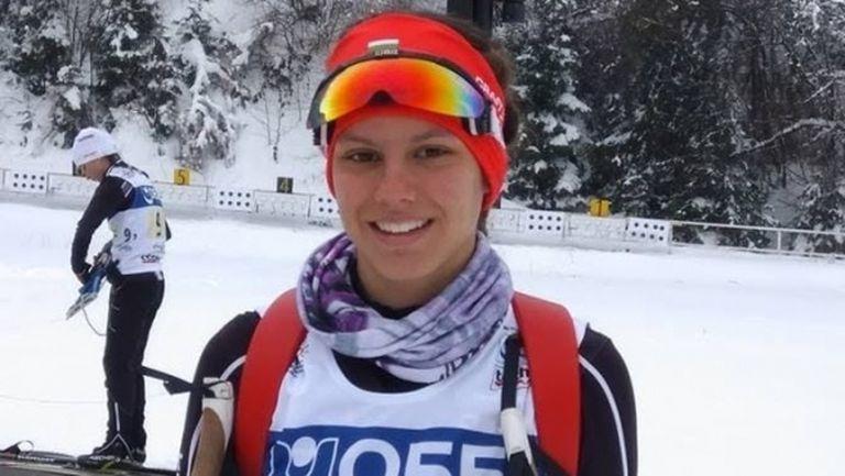 Лора Христова завърши на 28-о място в спринта на 6 км за девойки на световното юношеско първенство по биатлон