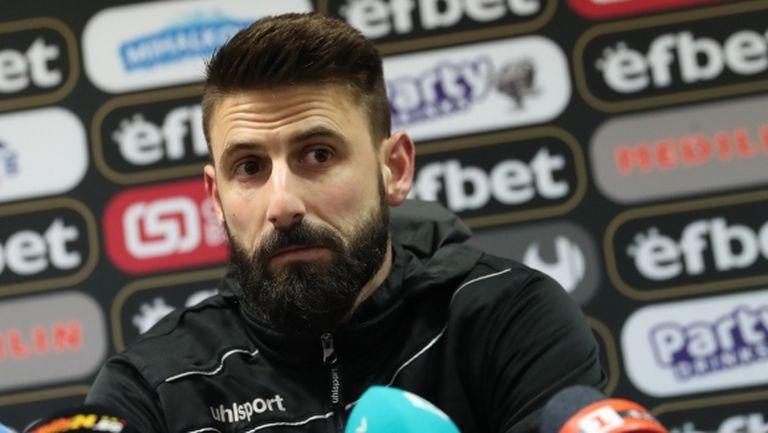Димитър Илиев: Ботев бяха фаворити срещу нас за Купата, но видяхме какво стана (видео)
