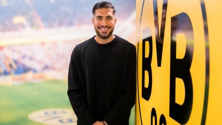 """Официално: Ювентус прати Джан в Дортмунд, """"бианконерите"""" са на голяма печалба"""