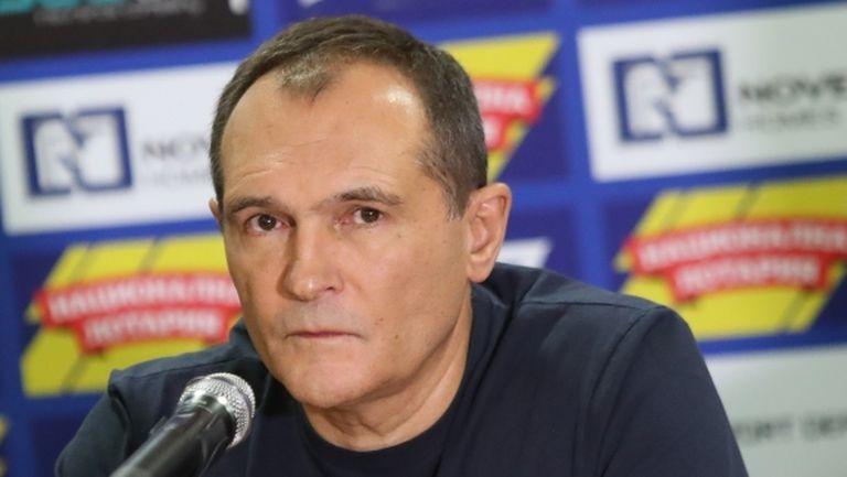 Васил Божков е арестуван