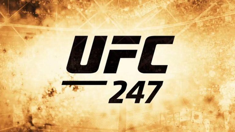 UFC 247: Джоунс срещу Рейес – Без граници