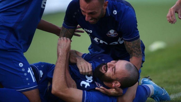 Монтана победи с 2:0 Краснодар-3 в контрола