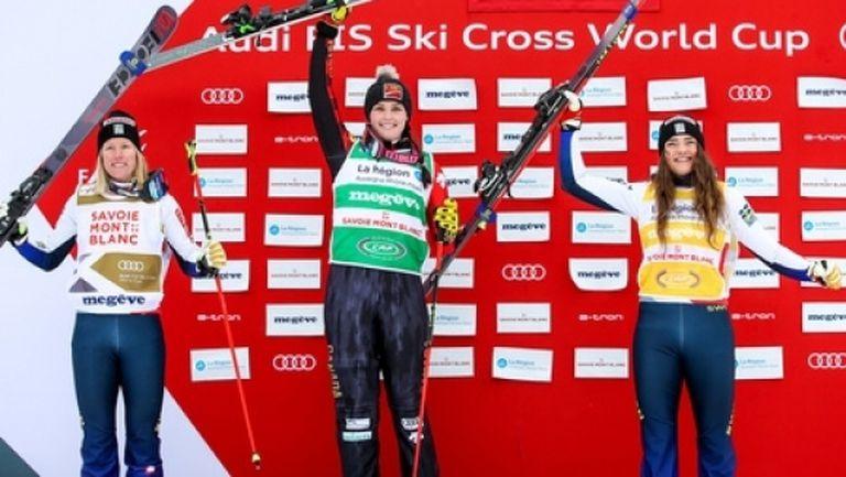 Канадски триумфи в Световната купа по ски крос