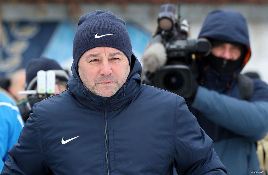 Футболистите на Левски с първа тренировка за годината