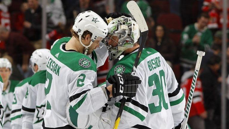 Драматичен успех за Далас в НХЛ