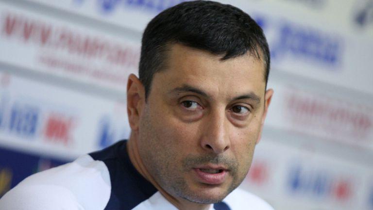 Ники Желязков: Бих приел да водя националния отбор (видео)