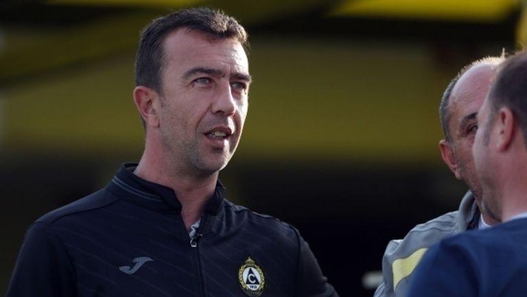 Георги Петков: Не знам дали ЦСКА няма да се прибере с нов треньор