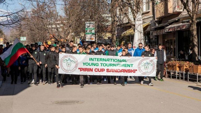 """Кметът на Сандански откри """"Пирин къп 2020"""""""