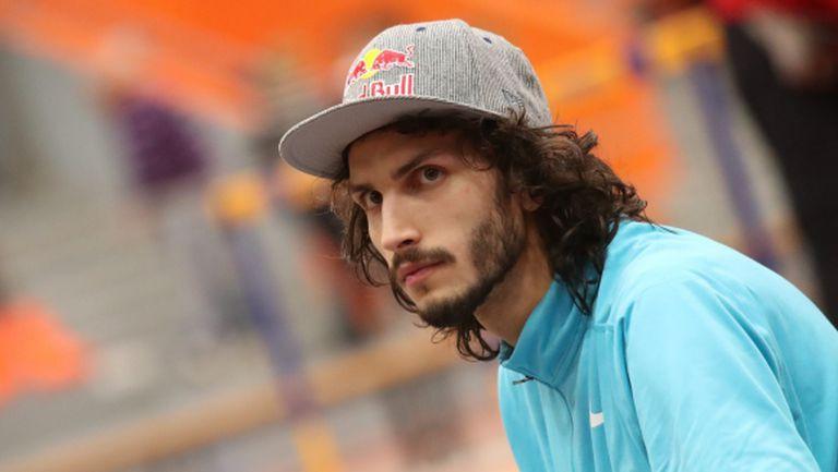 Тихомир Иванов шампион на България в зала за седми пореден път
