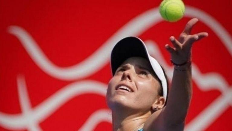Томова с минимален прогрес в ранглистата на WTA