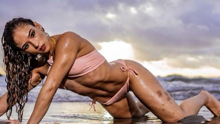 Хорхе Масвидал свали голямата красавица на Bellator (снимки)